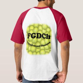 FGDCh, Flyball großartiger Champion, 30.000 Punkte T-shirt