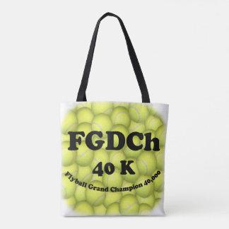 FGDCh, Flyball großartiger Champion, 30.000 Punkte Tasche