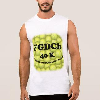 FGDCh, Flyball großartiger Champion, 40.000 Punkte Ärmelloses Shirt