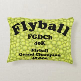 FGDCh, Flyball großartiger Champion, 40.000 Punkte Dekokissen