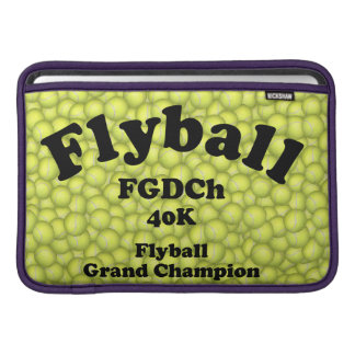 FGDCh, Flyball großartiger Champion, 40.000 Punkte MacBook Sleeve