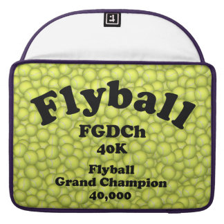 FGDCh, Flyball großartiger Champion, 40.000 Punkte Sleeves Für MacBooks