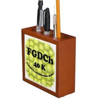 FGDCh, Flyball großartiger Champion, 40.000 Punkte Stifthalter