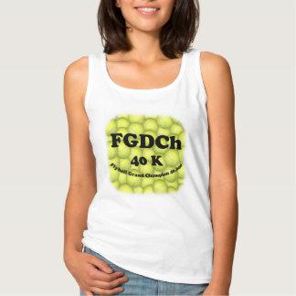 FGDCh, Flyball großartiger Champion, 40.000 Punkte Tank Top