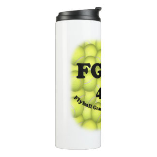 FGDCh, Flyball großartiger Champion, 40.000 Punkte Thermosbecher