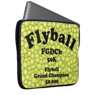 FGDCh, Flyball großartiger Champion, 50.000 Punkte Laptopschutzhülle