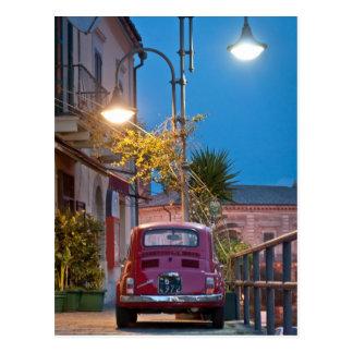 Fiat 500, Cinquecento Postkarte