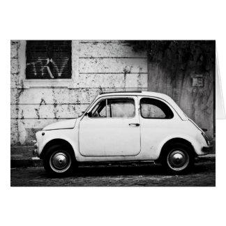 Fiat 500 karte