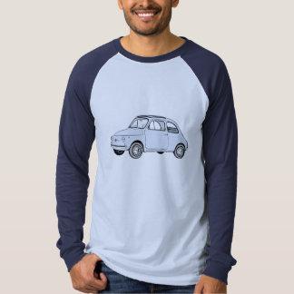 Fiat 500 Topolino T Shirt