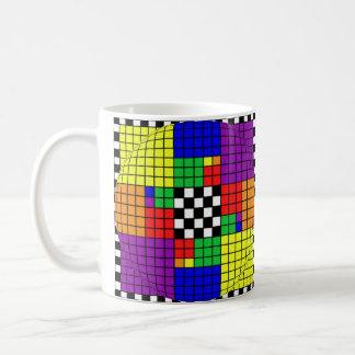 Fibonacci-Fiesta Kaffeetasse
