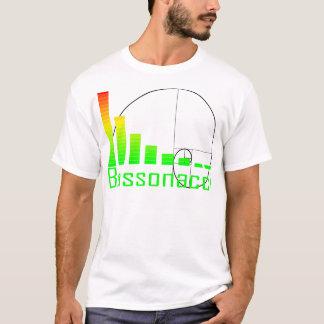 Fibonacci-Mathe Bassonacci T-Shirt Schwarzes