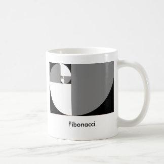 fibonacci_sinistrogira, Fibonacci Kaffeetasse