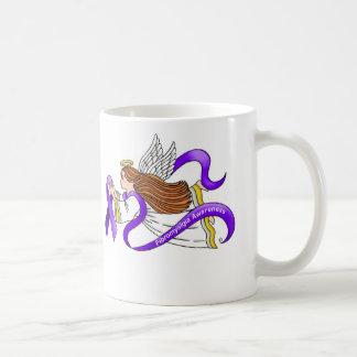 Fibromyalgia-Engel Kaffeetasse