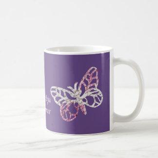 FIBROMYALGIA-KRIEGER-Tasse Kaffeetasse