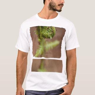 Fiddlehead-Makro T-Shirt
