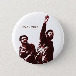 Fidel Castro Runder Button 5,7 Cm