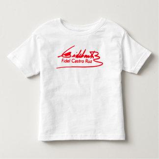 Fidel- Castrounterzeichnungs-T - Shirt