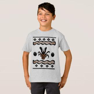 Fidschi-Kokosnuss-Krabbe scherzt Shirt