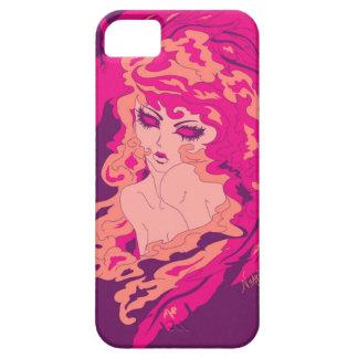 fierylady iPhone 5 case