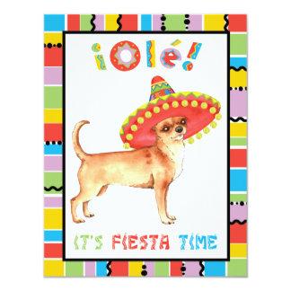 Fiesta-Chihuahua Karte