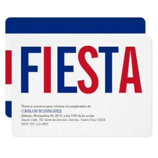 Fiesta Costa Rica Karte