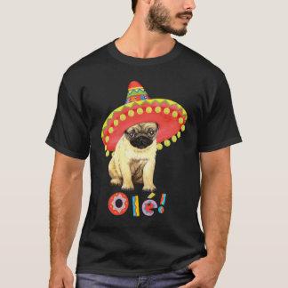 Fiesta-Mops T-Shirt