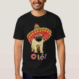 Fiesta-Mops T-Shirts