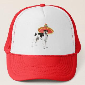Fiesta-Ratte Terrier Truckerkappe