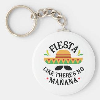 Fiesta Schlüsselanhänger