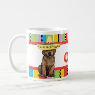 Fiesta-Schokoladen-Labrador Kaffeetasse