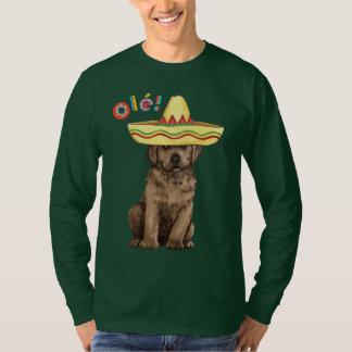 Fiesta-Schokoladen-Labrador T-Shirt