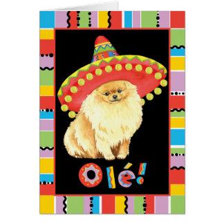Fiesta-Spitz Karte