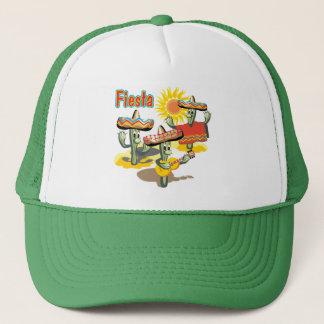 Fiesta-T - Shirts und Geschenke Cinco Des Mayo Truckerkappe