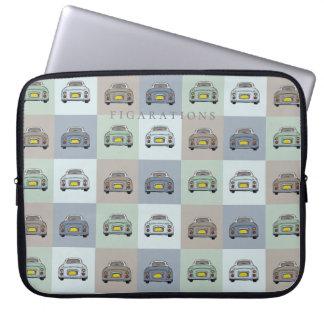 Figarations multi Figaro Auto-Laptop-Hülse Laptop Sleeve