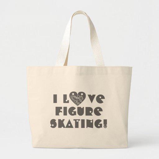 Figure_Skating Einkaufstaschen