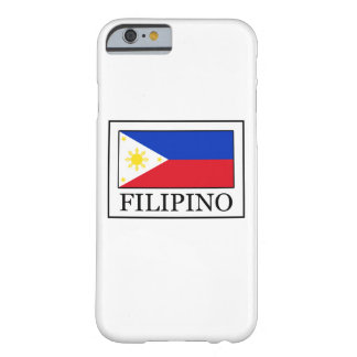 Filipino Barely There iPhone 6 Hülle