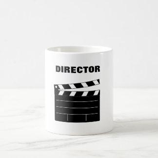 Film-Direktor mit Markierung 11-Unze-klassische Kaffeetasse