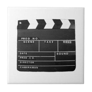 Film-Filmvideoproduktion Scharnierventilbrett Keramikfliese