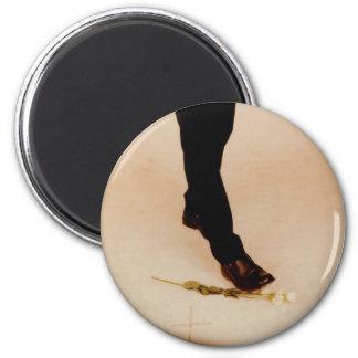 Film gotisch runder magnet 5,1 cm
