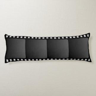 Film-Kamera-Film-Streifen Seitenschläferkissen