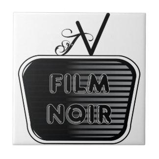 Film Noir Keramikfliese