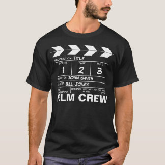 Film-Schiefer T-Shirt