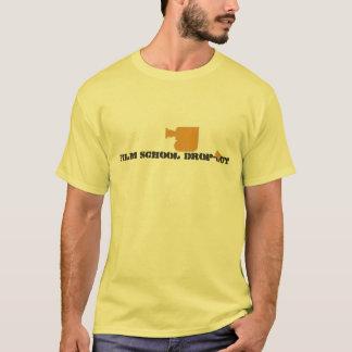 Film-Schule lassen heraus T - Shirt fallen (mit