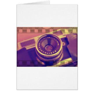 Film SLR Karte