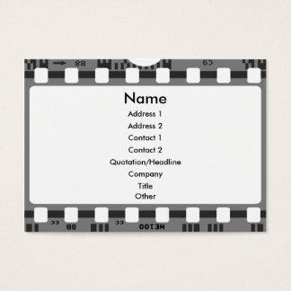 Film Visitenkarte
