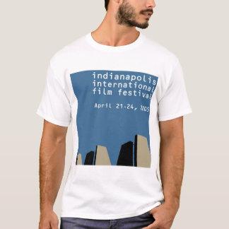 Filmfest-Shirt 2005 Indianapolis internationales T-Shirt