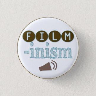 Filminism Mini-Knopf - Logo Runder Button 2,5 Cm
