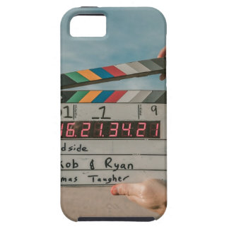 Filmregisseur-Klatschen-Film-Kino-Kamera Schutzhülle Fürs iPhone 5