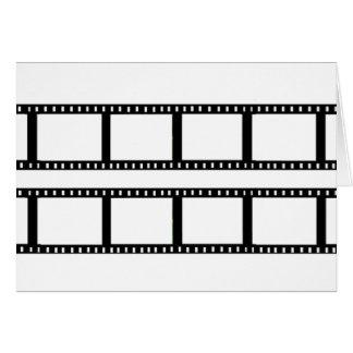 """Filmstreifen"" Fotocollage Karte"
