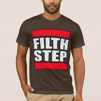 FILTHSTEP Dubstep Schmutz-schmutziger T-Shirt